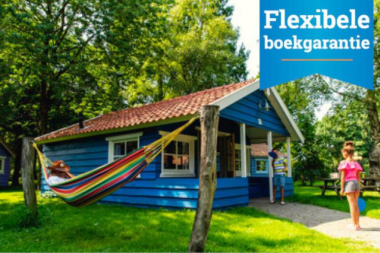 NL Bannerset -  flexibele boekgarantie - Accommodaties4