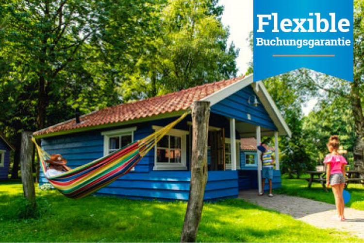 DE Bannerset -  flexibele boekgarantie - Accommodaties4