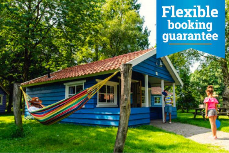 EN Bannerset -  flexibele boekgarantie - Accommodaties4