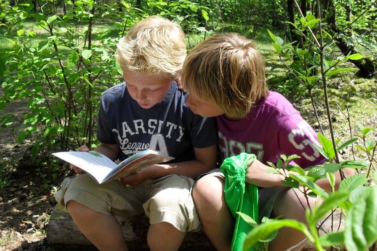 wervelende wormgatpad jongens kind wandelen actie route (2)