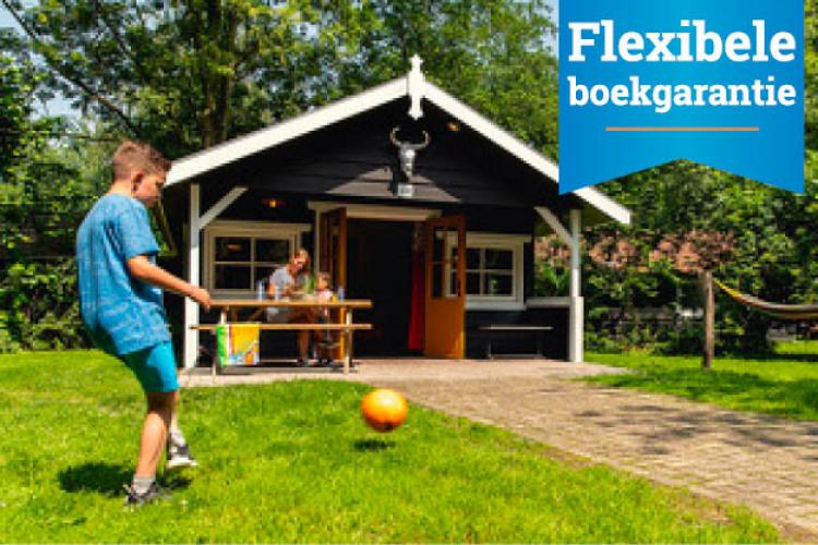 NL Bannerset -  flexibele boekgarantie - Accommodaties2