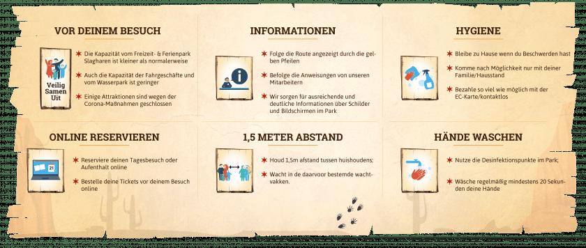 DE Infographic - Veilig Samen Uit - Coronamaatregelen